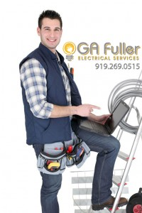 Master / Unlimited Electricians in Raleigh NC